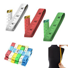 3x Body Measuring Ruler Sewing Cloth Tailor Tape Measure Tapeline 60 inch 1.5M
