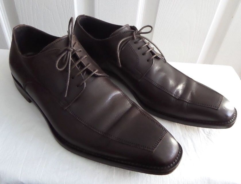 To Boot New York Adam Derrick Amherst Brown Oxford Dress shoes Size 9M