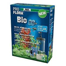 JBL ProFlora bio80 2 Komplettes Bio-CO2 Starter-Set mit Mini-Diffusor
