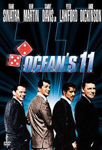 Ocean's 11 (1960) DVD