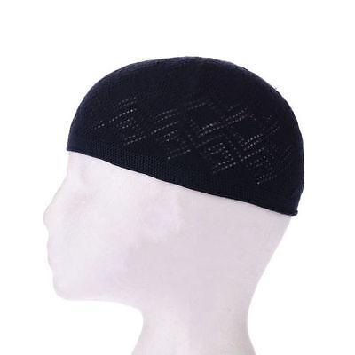 Childrens islamica Skull Cap musulmani Preghiera Moschea Cappello Topi Kufi Head Wear