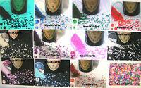 KosiKrafts 4000 Crystal Table Decorations, Celebration, Wedding, Confetti, Party