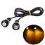 2410x-18mm-coche-led-ojo-de-aguila-diurna-DRL-Senal-Luz-De-La-Cola-Backup miniatura 6
