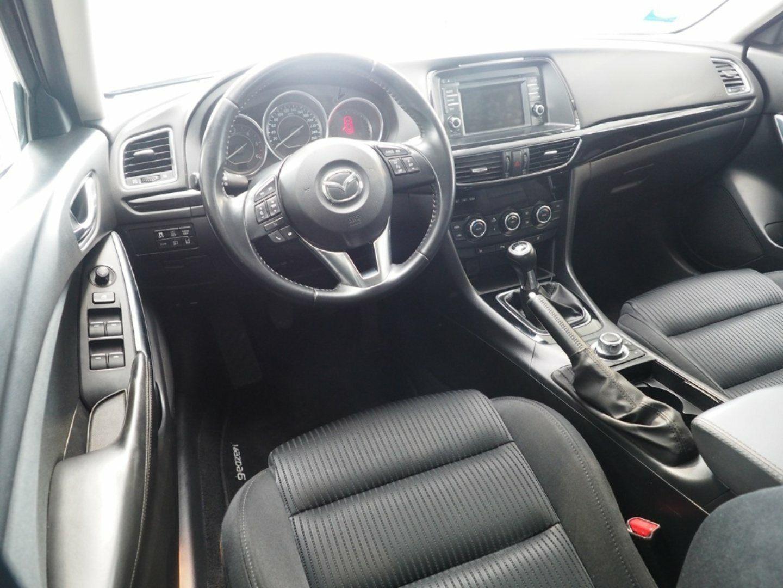 Mazda 6 2,2 Sky-D 150 Vision - billede 8