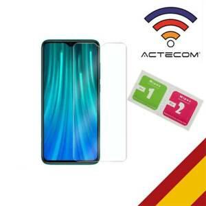 ACTECOM-PROTECTOR-DE-PANTALLA-PARA-Xiaomi-Redmi-Note-8-CRISTAL-TEMPLADO