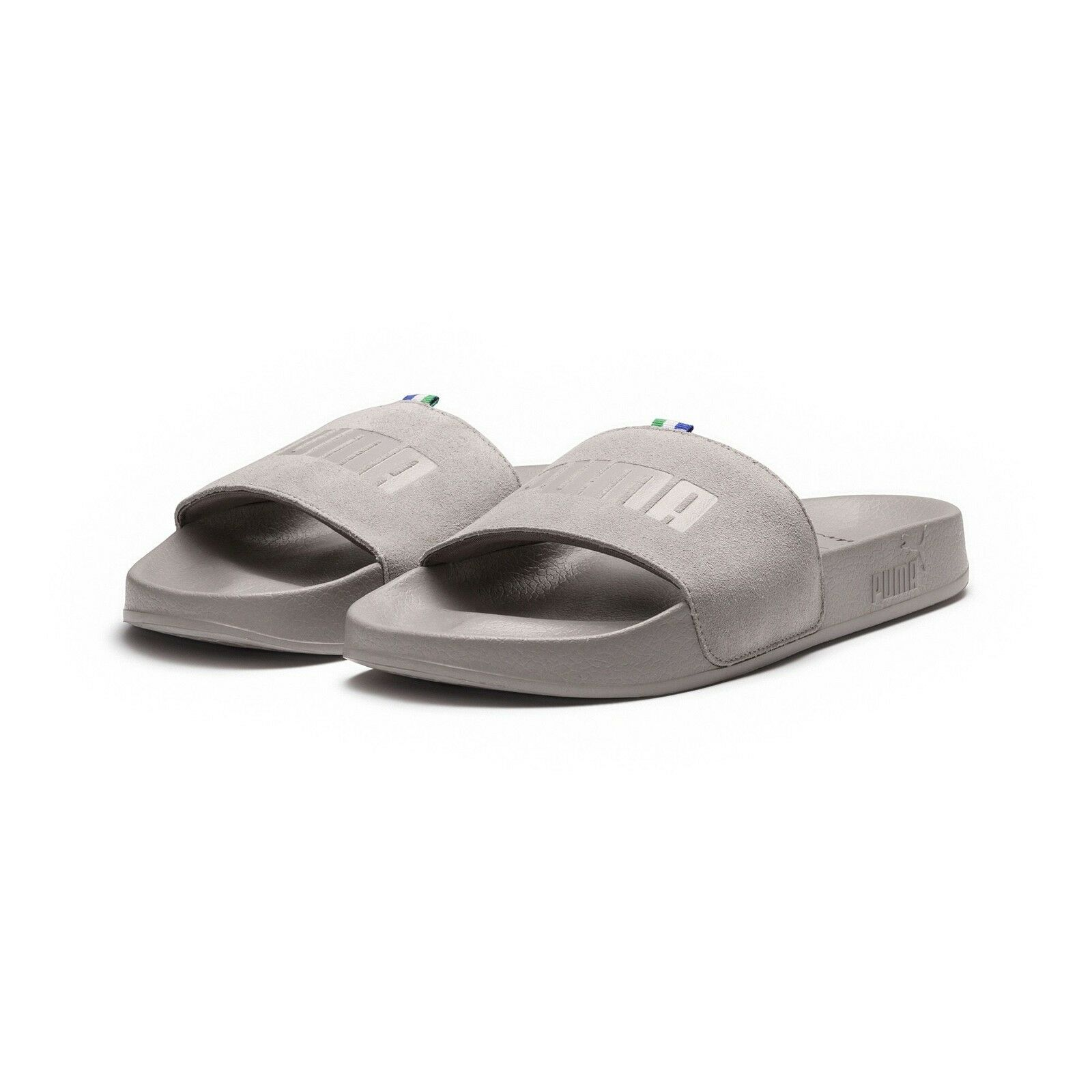 Puma Leadcat X Big Sean Ash Men Sandal Slides New Limited Edition 366296-01
