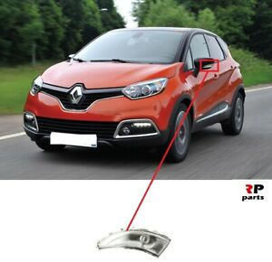 For Renault Captur 13 19 Wing Mirror Repeater Indicator Left N S