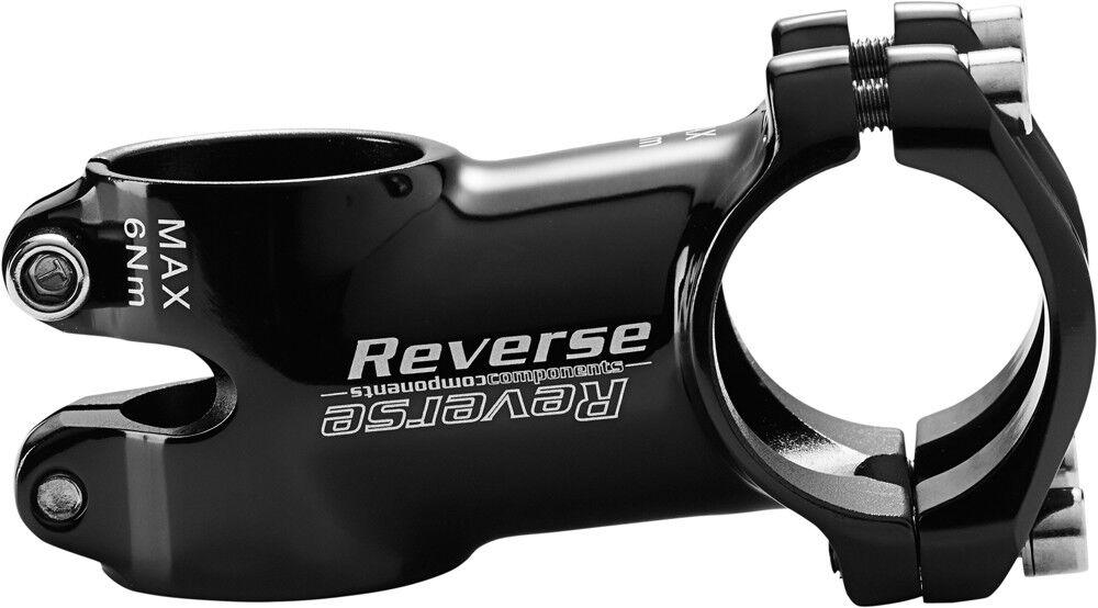 REVERSE XC avancorpo 1 18 31.8mm 6 ° Nero