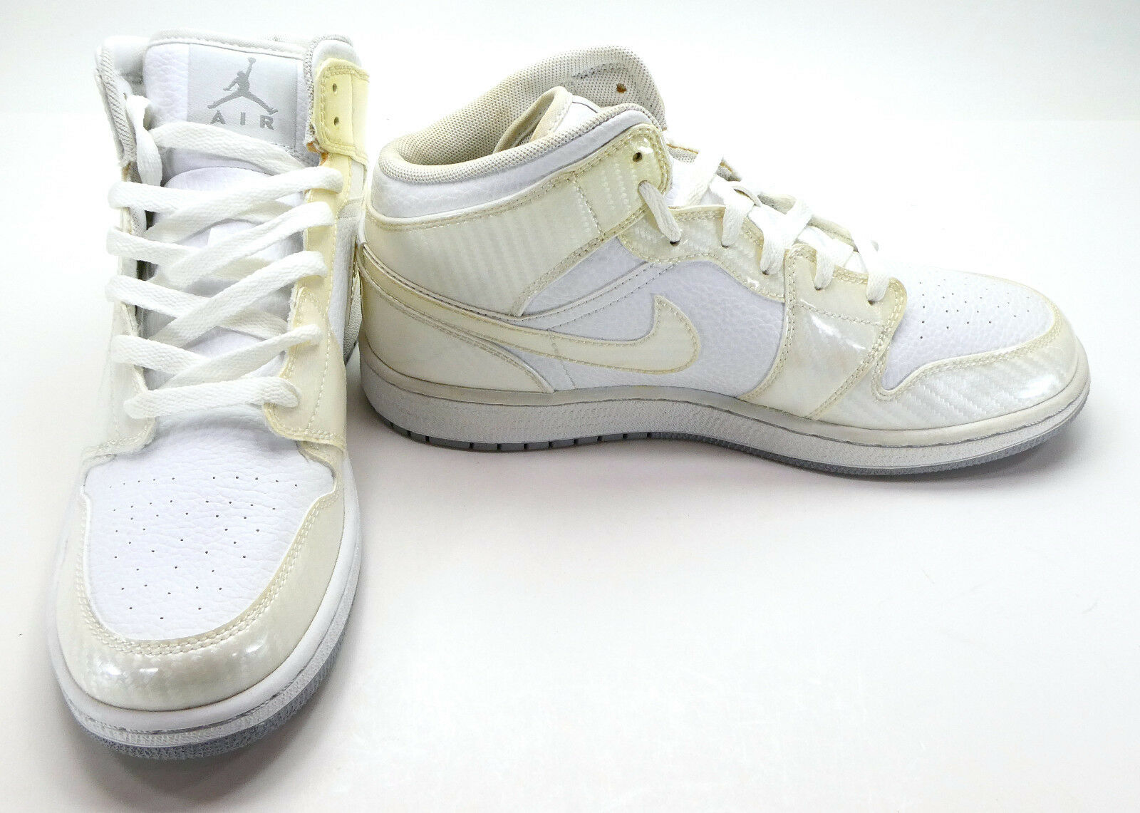 Nike Chaussures Youth Air Jordan 1 Retro Phat Youth Chaussures blanc /Cream Baskets 5d329a