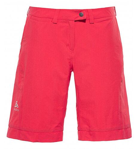 rouge Bikeshorts shorts bikepant pantalon ODLO pragel EAN 7613273739169 femmes