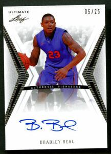 Bradley Beal BA-BB1 signed autograph auto 2012 Leaf Ultimate Basketball 5/25