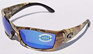 4e71067769c Image is loading COSTA-DEL-MAR-Corbina-POLARIZED-Sunglasses-Mossy-Oak-