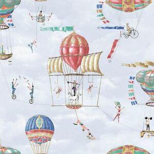 Papier-Peint-L-039-World-039-s-Greatest-102572-Multi-Chambre-D-039-Enfant-Trapeze-Artistes