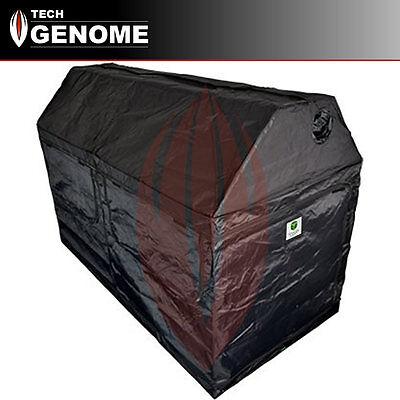 Hydroponics Loft Grow Tent Bud Room 240x120x120x160cm 600D Mylar Steel Frame