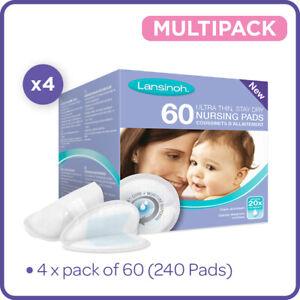 Bulk-Pack-240-Lansinoh-Disposable-Maternity-Breastfeeding-Nursing-Pads