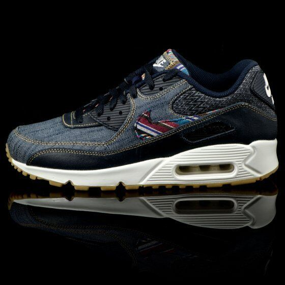 Nike Air Max 90 Prm 700155-402 Size 12.5 USA NEW DS RARE