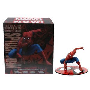 8CM Kotobukiya ARTFX MARVEL The Amazing Spider Man 1//10 Figurine statues