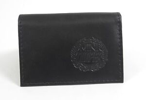 driving licence Ford ST logo Black Leather credit card size ID holder vs933