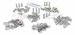 BMW R1100RT 1998 stainless steel front left /& right calliper pinch clamp bolts