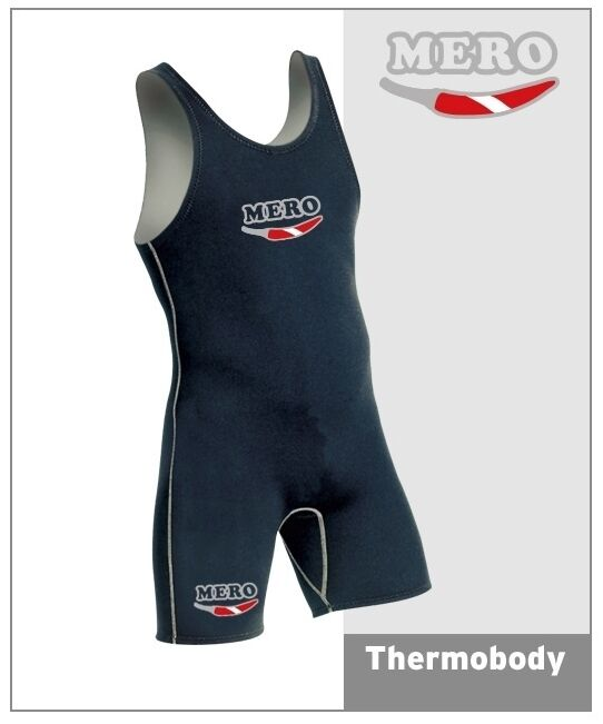 Mero Body M-Tec Unterzieher für Tauchanzug 0 5 mm - NEU