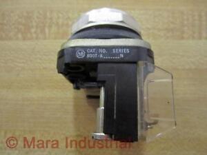 Allen Bradley 800T-A Button Black w/800TXD1 (Pack of 2)