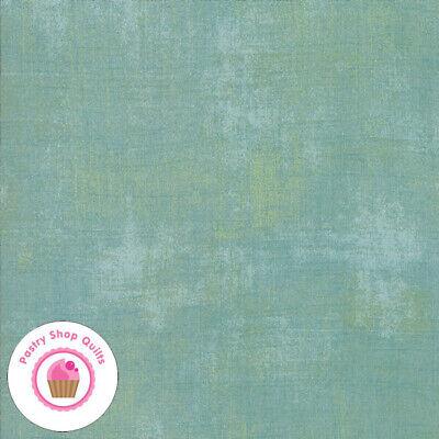 Moda NOVA 30150 503 Blue Green GRUNGE Tonal BASIC GREY Quilt Fabric