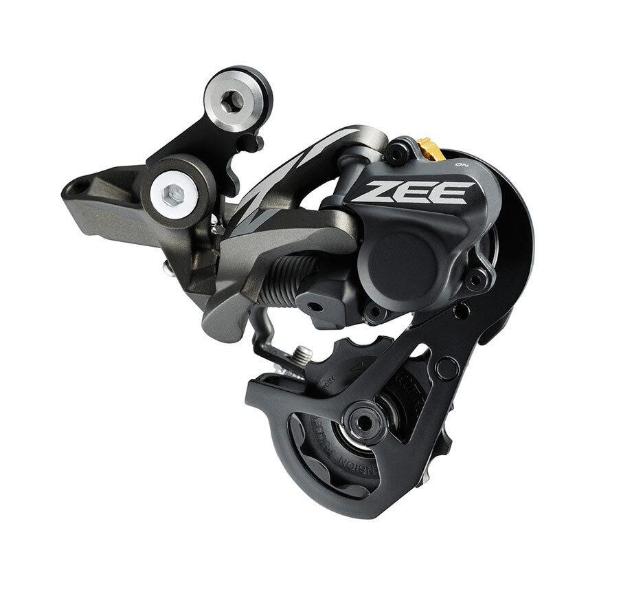 Shimano ZEE M640 Shadow + Rear Derailleur - Freeride - Short