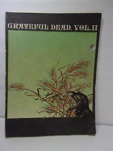 Grateful-Dead-Volume-II-Vocal-Guitar-Music-Sheet-repertoire