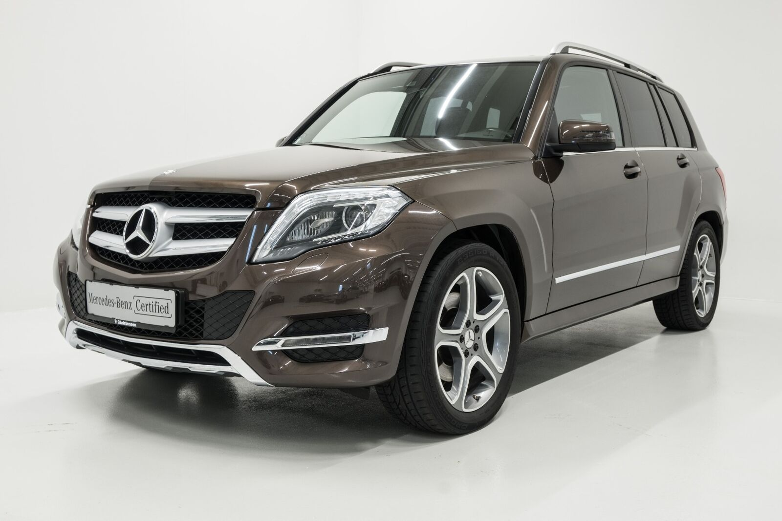 Mercedes GLK350 3,0 CDi aut. 4-M BE 5d
