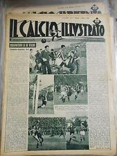 IL CALCIO ILLUSTRATO n.11 - MARZO -1948 - 25° DI CAMPIONATO