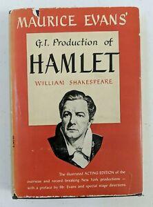 William Shakespeare Naked Hamlet: A Production H (Joseph