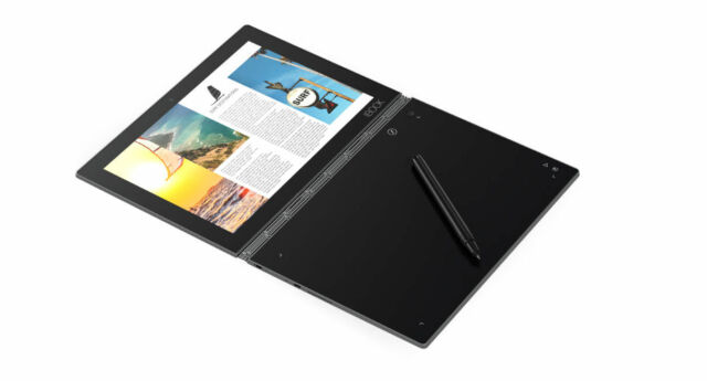 Lenovo Yoga Book With Android 64gb Wi Fi 10 1in Gunmetal Grey For Sale Online Ebay