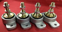 Set Of Four Motor Mounts Df100 Engine Mounts Boat Marine Inboard Df-100