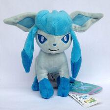 "Glaceon Pokemon Character Plush Glacia Toy Doll Stuffed Animal Nintendo Doll 7"""