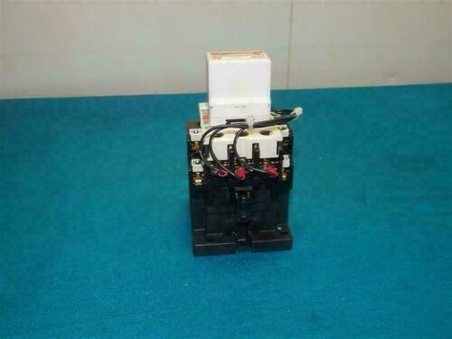 Details about  /Fuji Electric SC-N2 SCN2 Magnetic Contactor w// SZ-ZM3