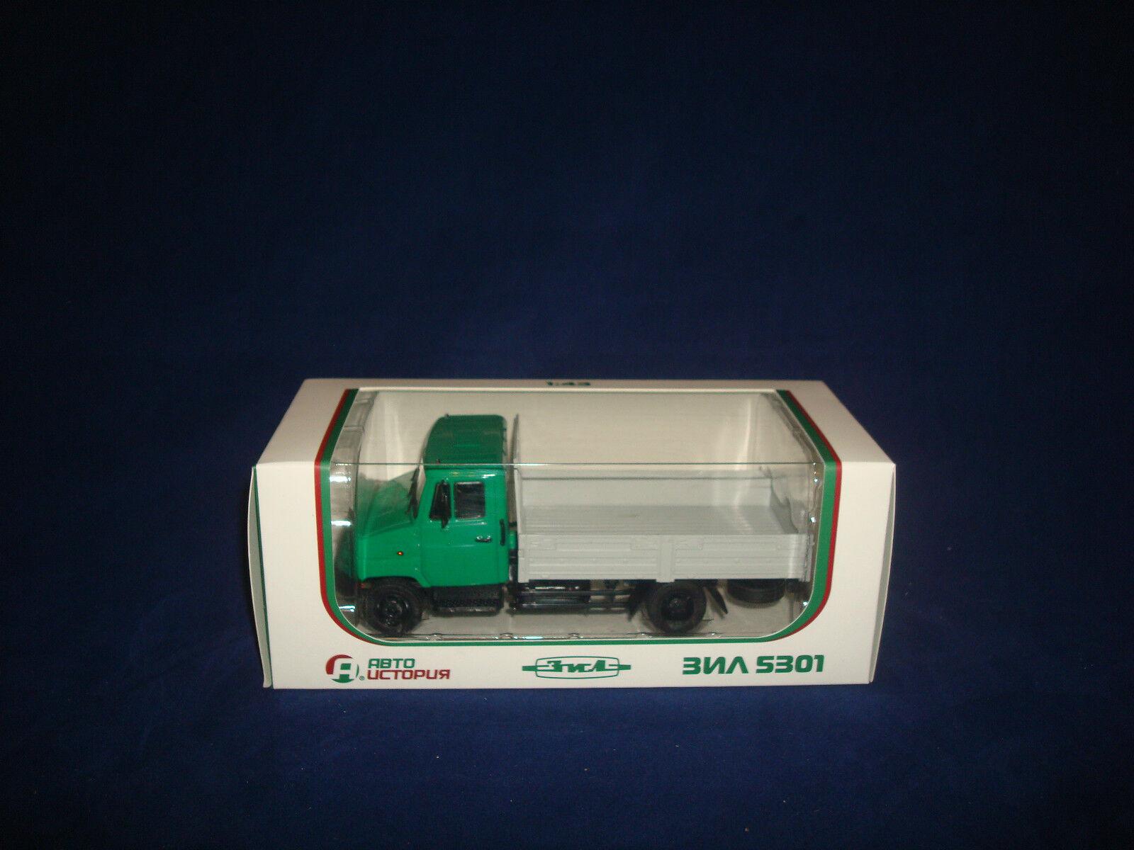 ZIL 5301 green-grey green-grey green-grey   AIST 1 43 72d34f