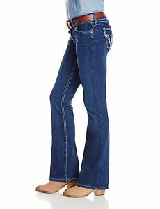 158ef109159 WRANGLER Women s Premium Patch Sadie Booty Up Boot Cut Jeans 08MWZGV ...