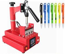 NEW Digital Pen Heat Press Machine for Pen Heat Transfer Printing A
