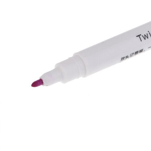 Luft löschbare Stift wasserlösliche Tinte zum Nähen von Stoff und Stoffen