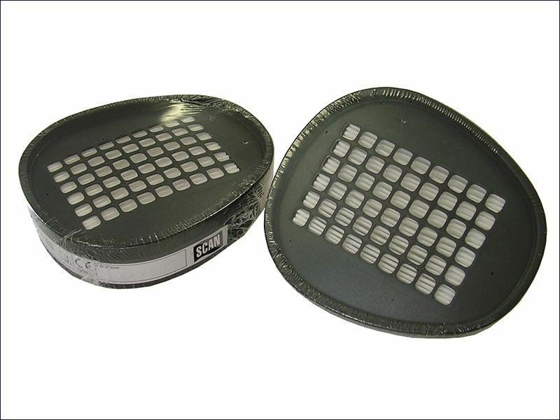 Scan - Maxi-Mask Twin Filter Replacement Cartridge P3