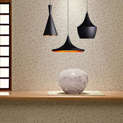 Industrial Vintage Pendant Light Kitchen Bar Hanging Ceiling Lights Lamp Shade