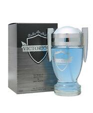 VICTORIOUS Men Perfume EDT Fragrance Spray 3.4 oz 100 ml