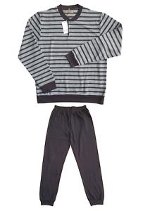 Man Pajamas winter in hot Cotton FERRUCCI Mod. derby 3628 MUSEUM - S 3