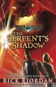 The-Serpent-039-s-Shadow-The-Kane-Chronicles-Book-3-Riordan-Rick-Very-Good-Book