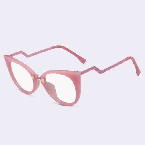 Brand Design Women Cat Eye Reading Clear Lens Optical Eyeglasses Vintage Summer