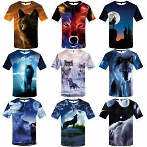 Style Funny men/'s Sport tee Shirt T-shirts Casual Club-wear Floral Simple