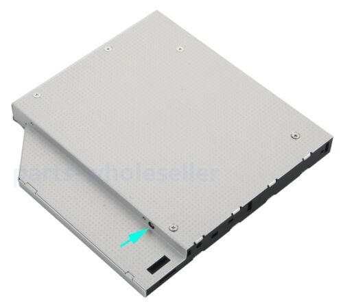 2nd HD HDD SSD Hard Drive Caddy for HP COMPAQ 6510b NC6110 NC6120 NC6300 NC8430