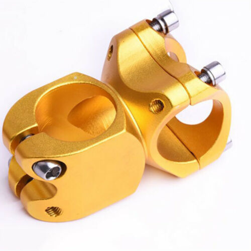 """Bicycle Short Stem 28.6mm Or 1-1//8/"""" To 25.4mm Cycling Handlebar Aluminum Alloy"""