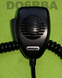 President Extremo V1 Electret Mikrofon Umbau-Kit für alle O-Mike von President