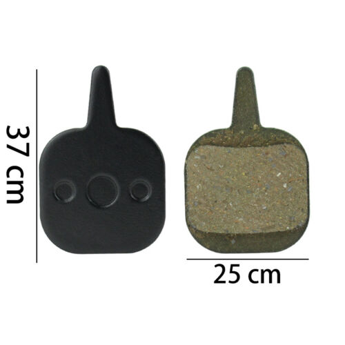 1-2 Pairs Semi Metal Resin Disc Brake Pads for Tektro IO